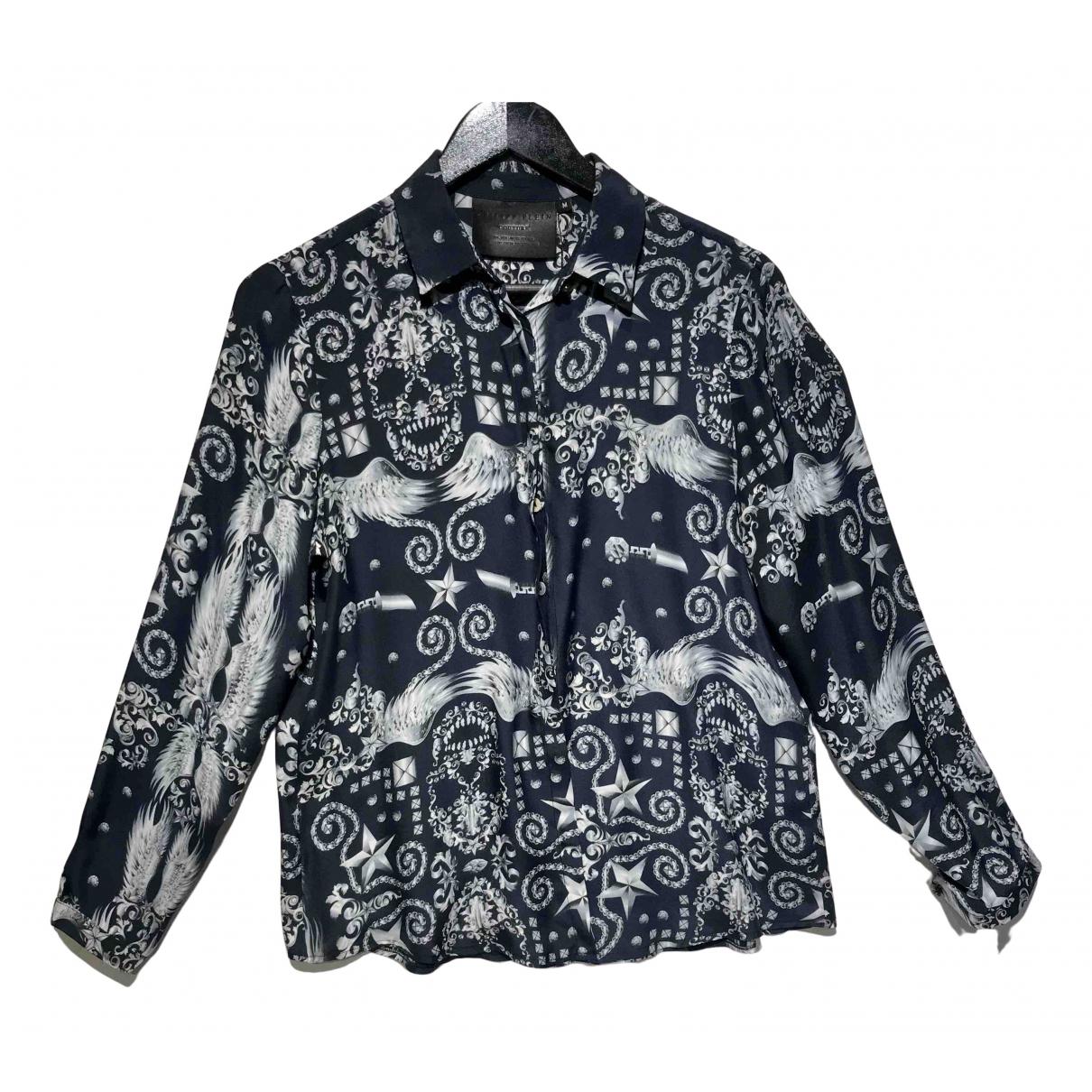 Camisa de Seda Philipp Plein