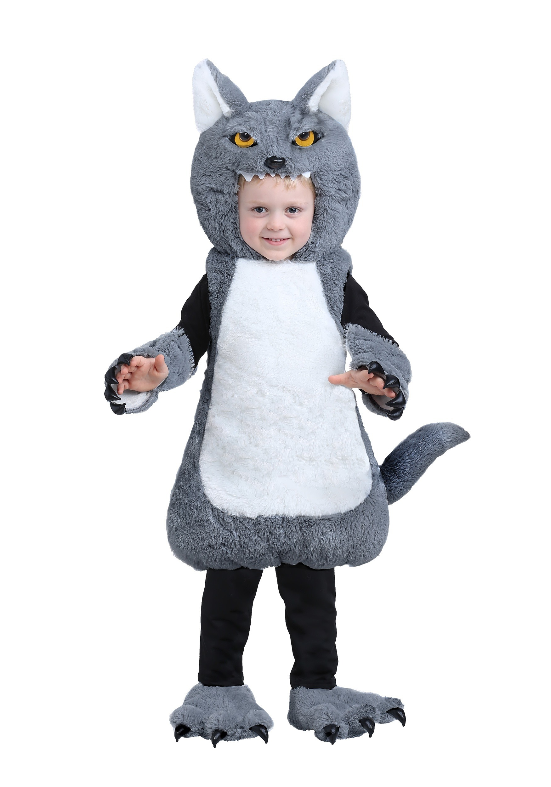 Wolf Bubble Costume for Infant/Toddler
