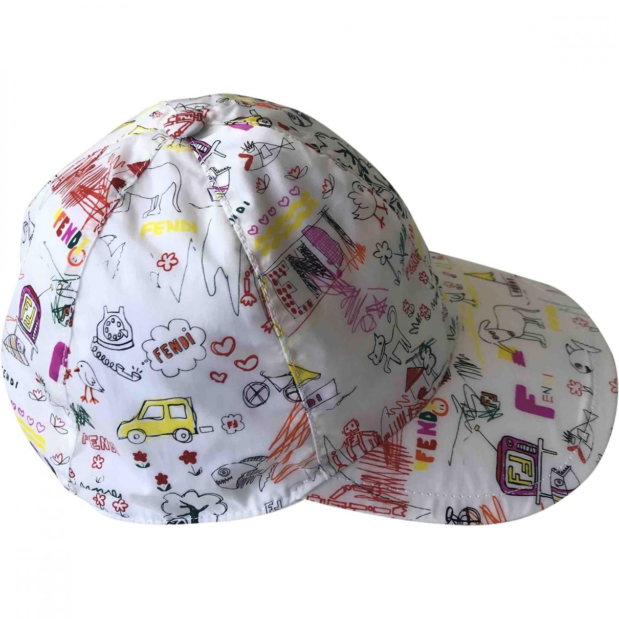 Fendi \N hat & Gloves for Kids \N