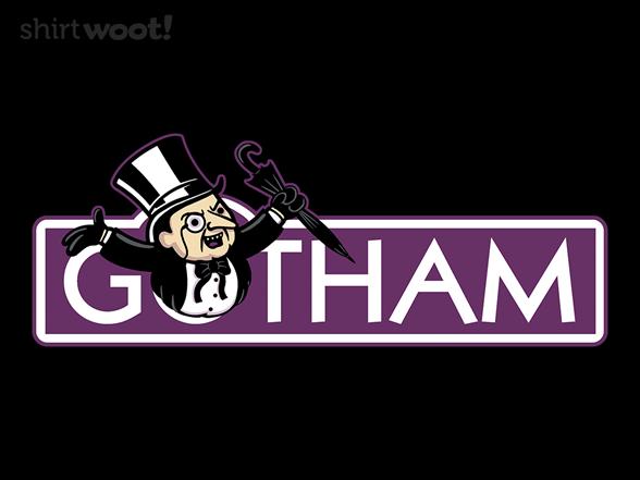 Gotham! T Shirt