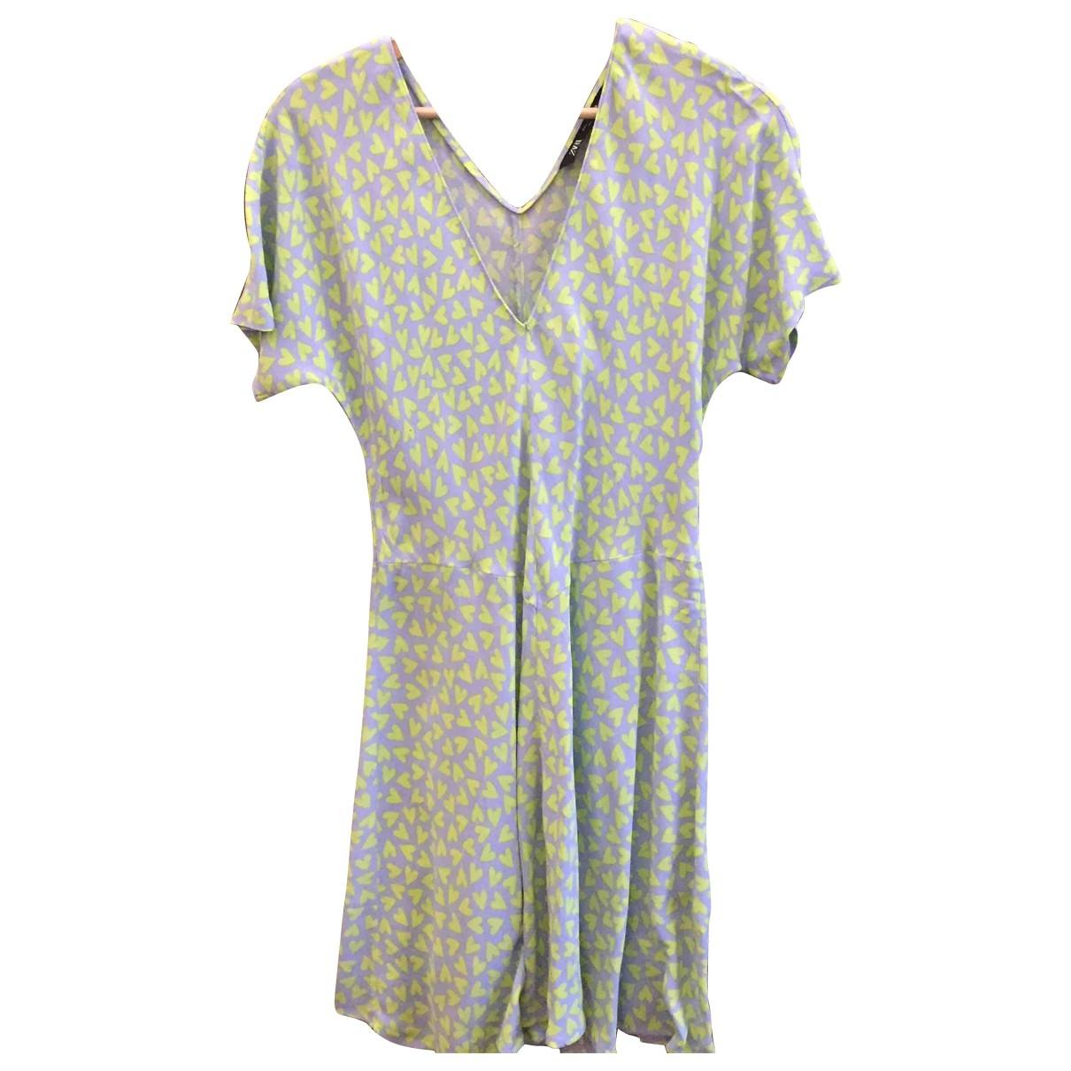 Zara \N Turquoise dress for Women L International