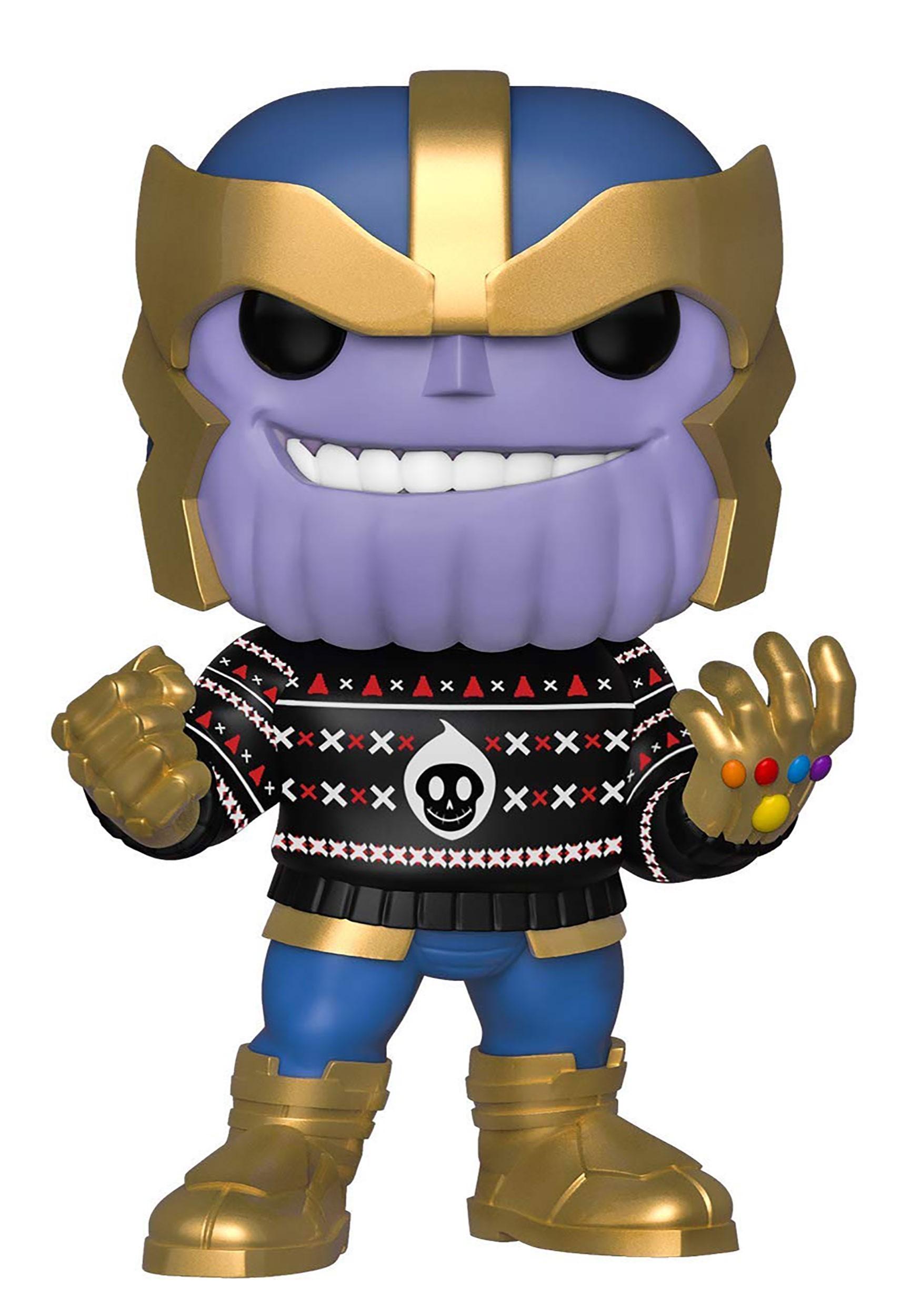 Pop! Marvel: Holiday Thanos