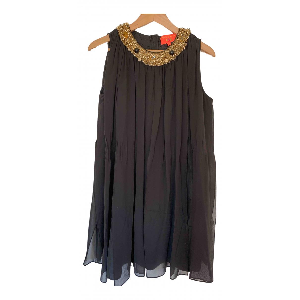 Mini vestido de Seda Manoush