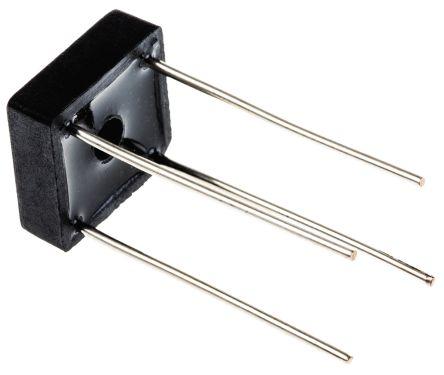 Vishay VS-KBPC804, Bridge Rectifier, 8A 400V, 4-Pin D 72