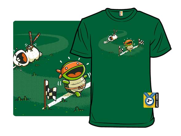 The Champion T Shirt