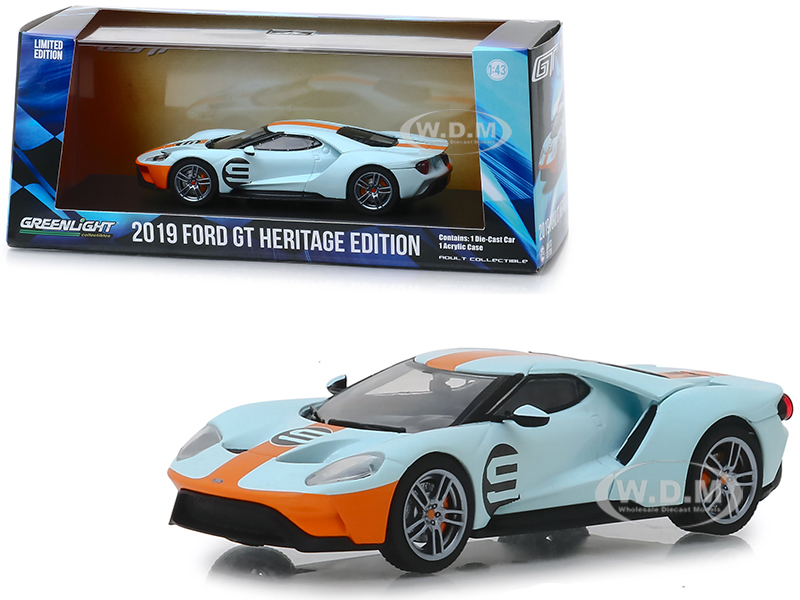 2019 Ford GT 9 Heritage Edition