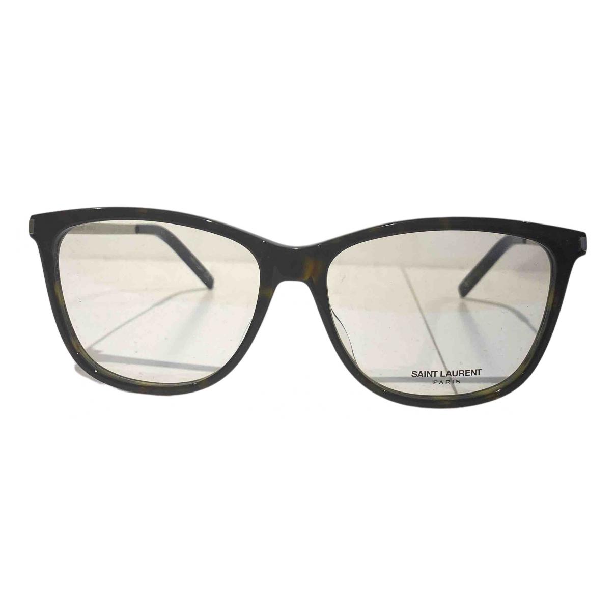 Saint Laurent N Brown Sunglasses for Women N