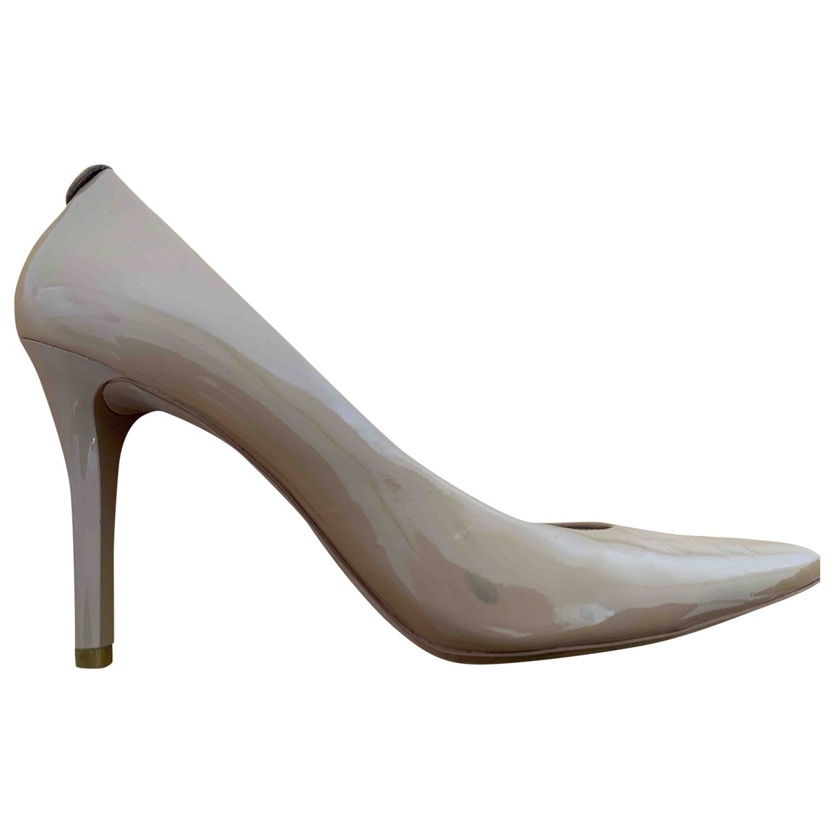 Michael Kors - Escarpins   pour femme en cuir