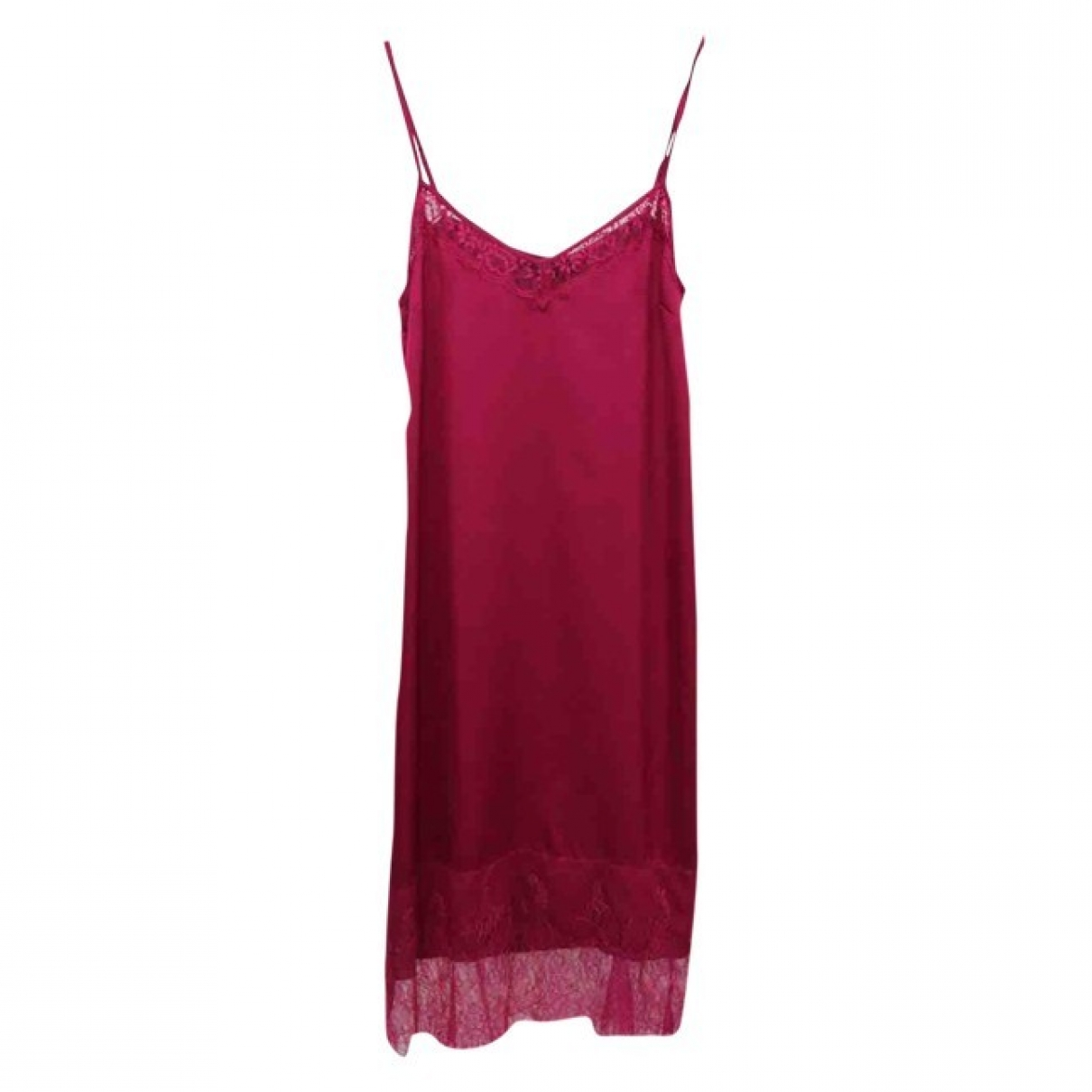 Twin Set \N Kleid in  Rosa Polyester