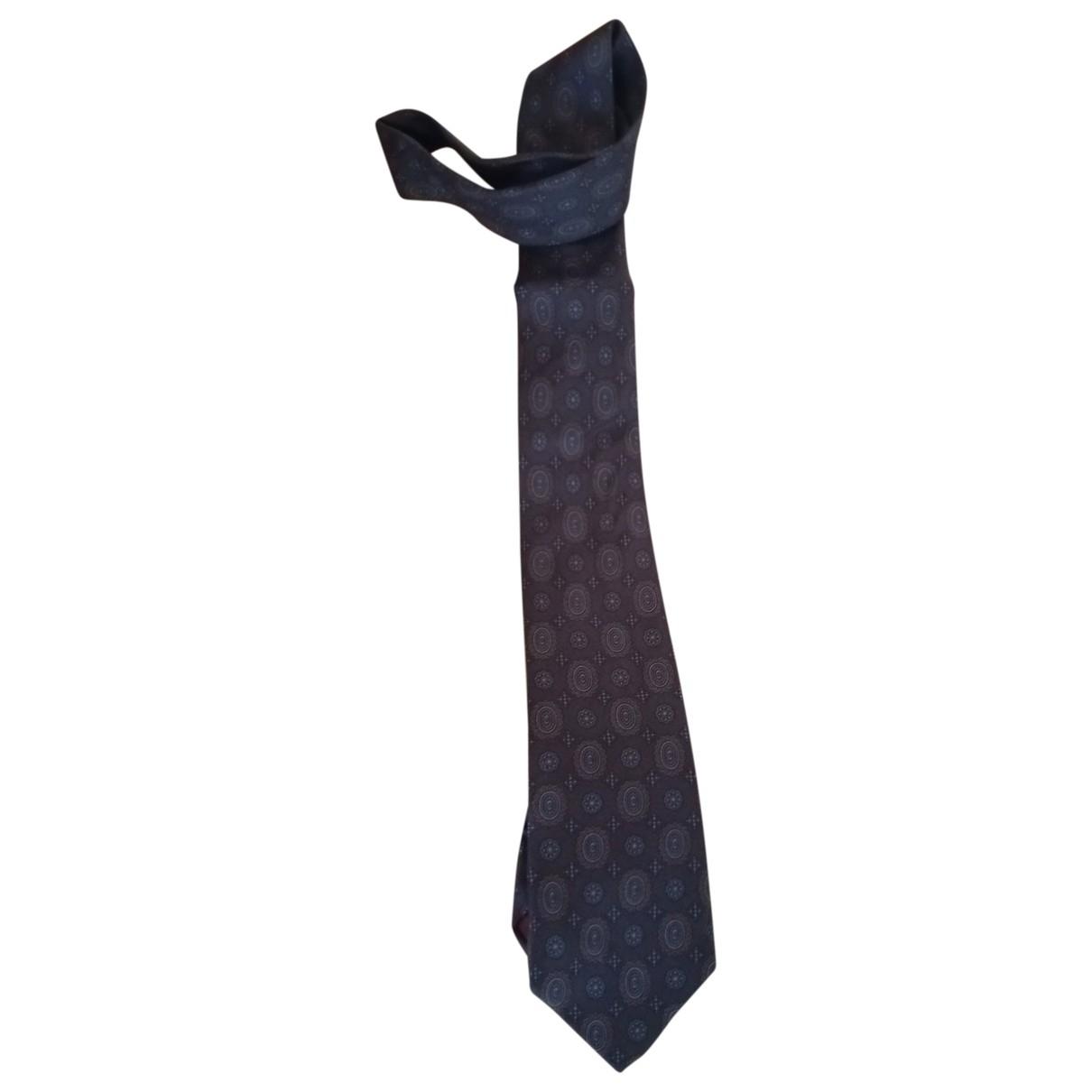 Burberry - Cravates   pour homme en soie