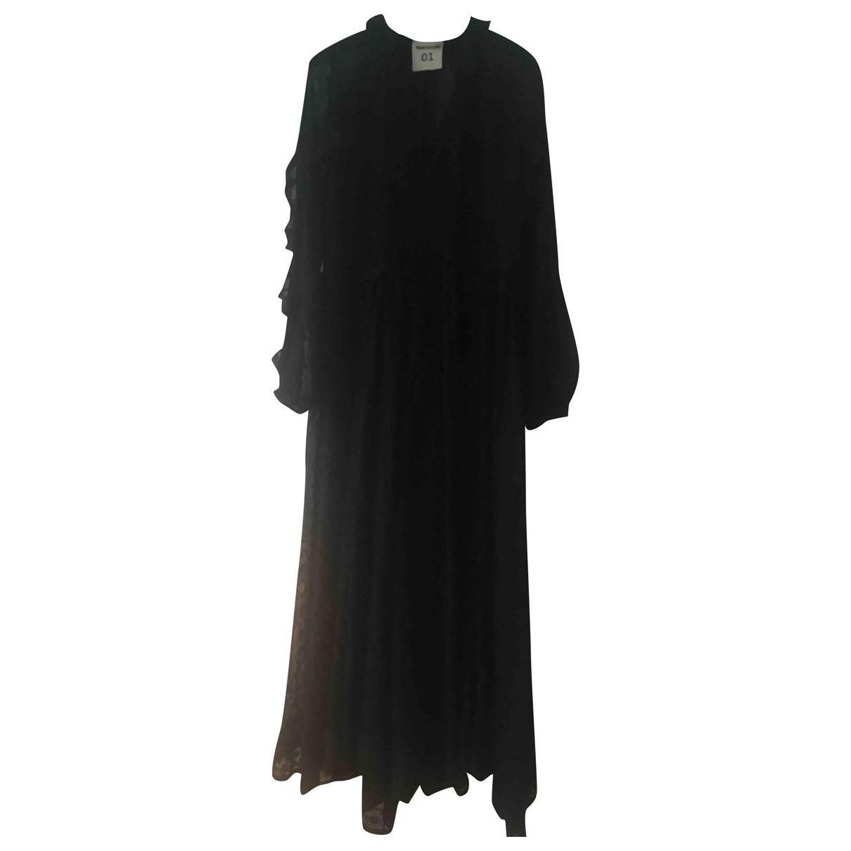 Semicouture - Robe   pour femme - noir