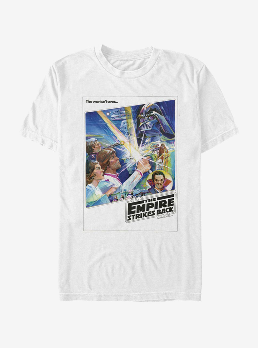 Star Wars The War Isn't Over T-Shirt