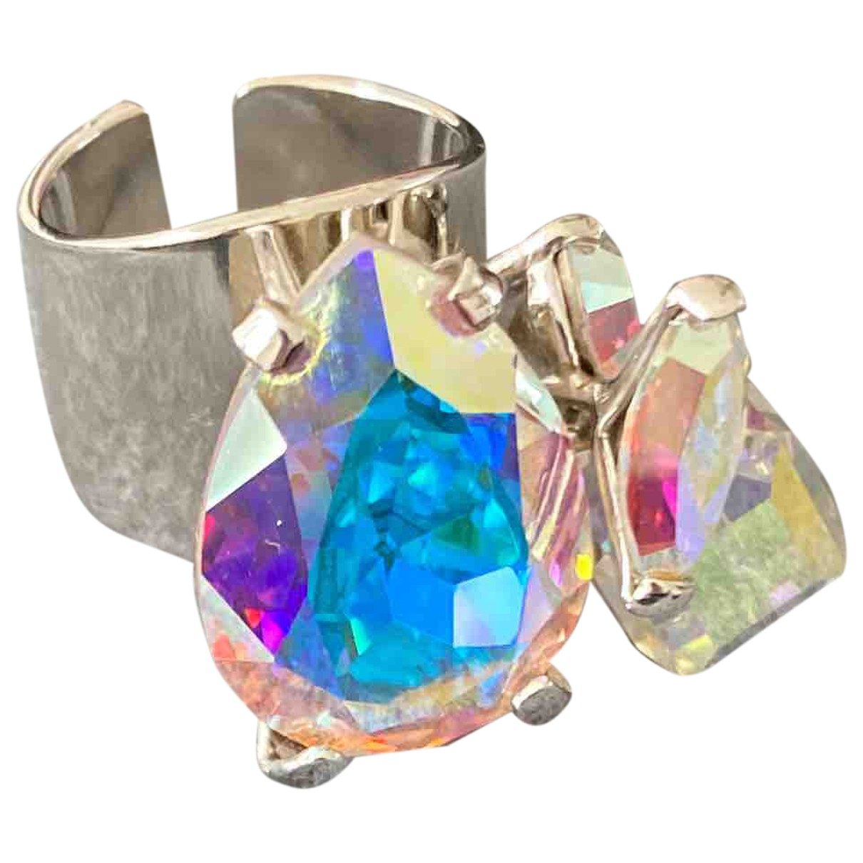Maison Martin Margiela \N Ring in  Silber Metall