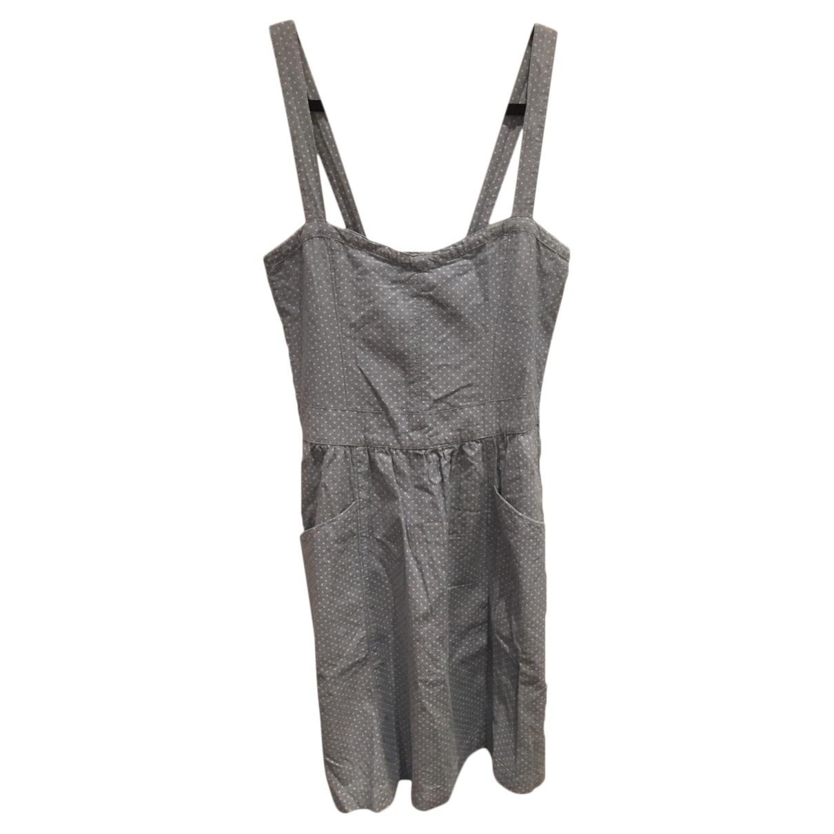 Levi's \N Blue Cotton dress for Women S International