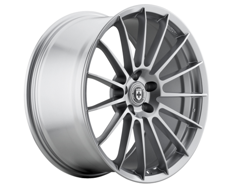 HRE FF15 Liquid Silver FlowForm Wheel 20x10 5x114.3 40mm