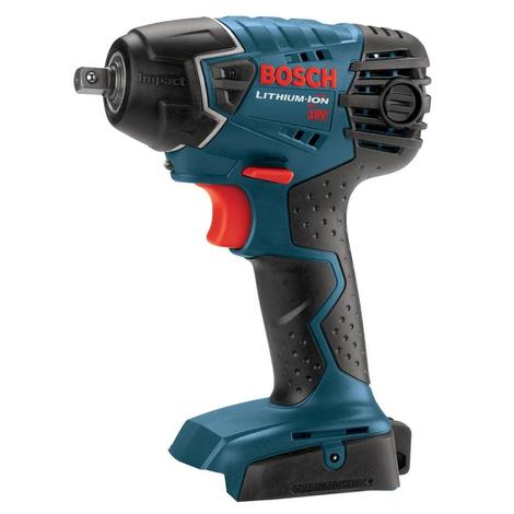 Bosch 18V 3/8 In. Impact Wrench (Bare Tool)