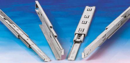 Accuride Telescopic Rail, 327mm Depth, 70kg Max Load