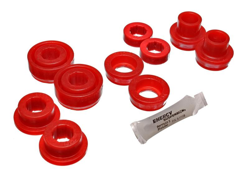 Energy Suspension 18.3101R FRONT CONTROL ARM BUSHING SET Saturn S-Series Front 1991-2002
