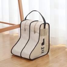 1pc Portable Shoes Storage Bag