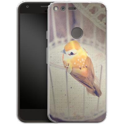 Google Pixel XL Silikon Handyhuelle - Vogelfrei II von Marie-Luise Schmidt