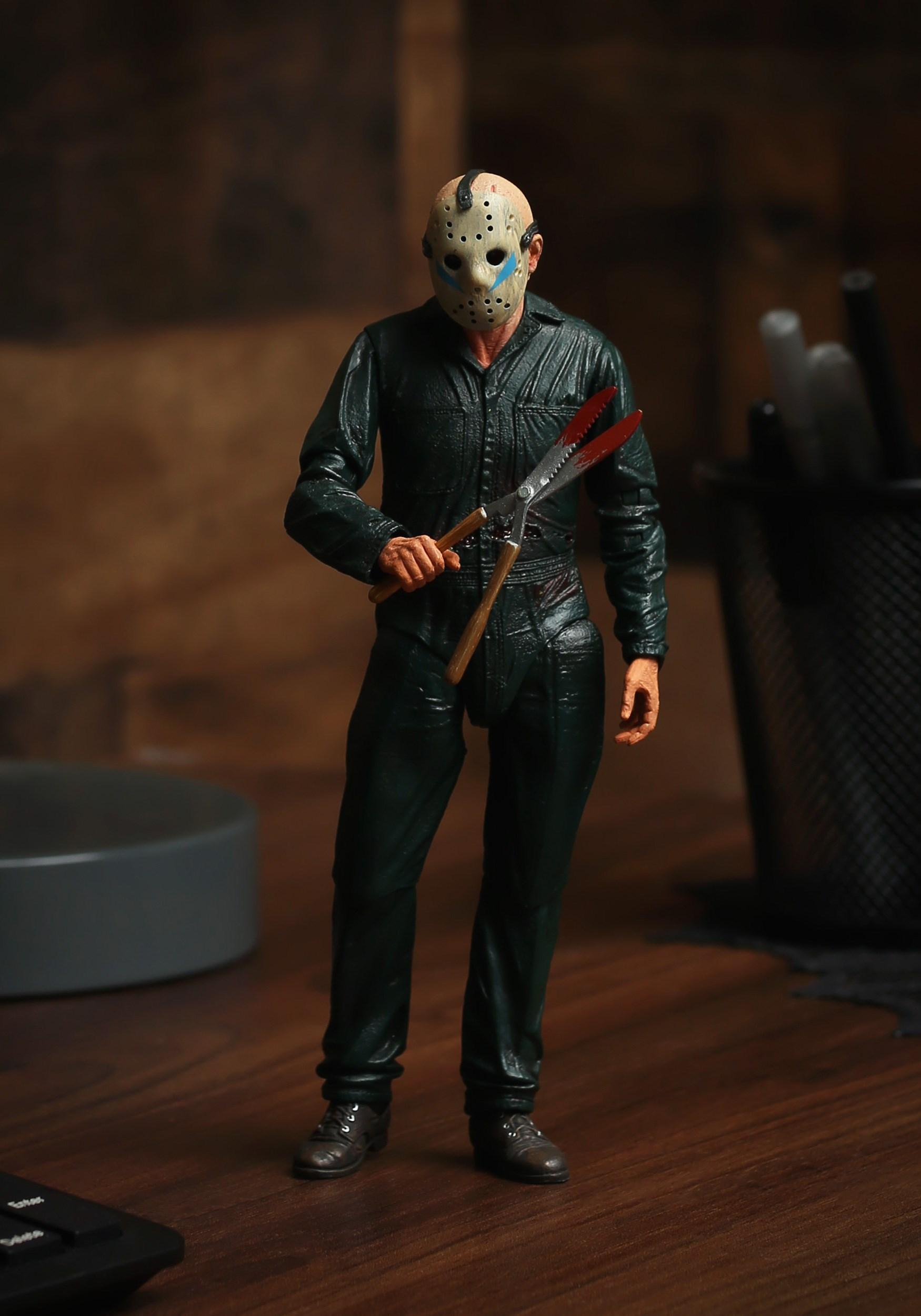 Roy Burns Jason 7