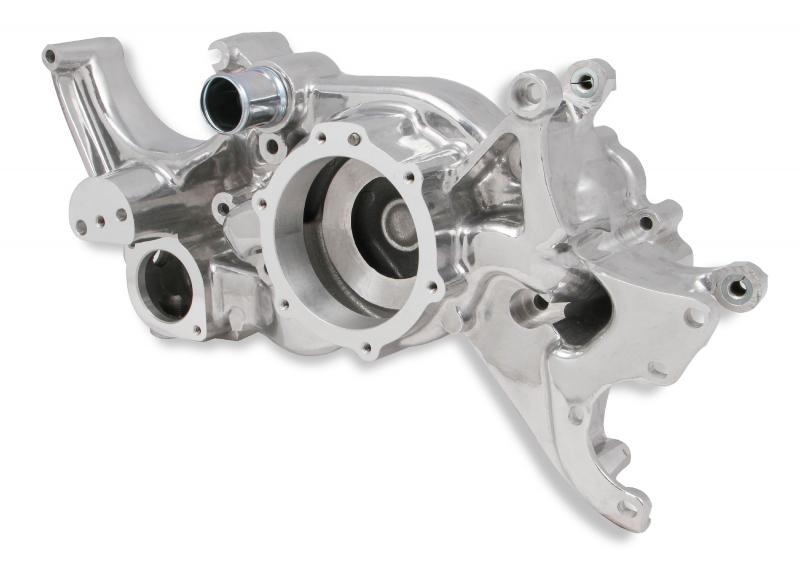 Holley 97-165 REPLACE ASSY LS COOLING MANIFOLD POLISH