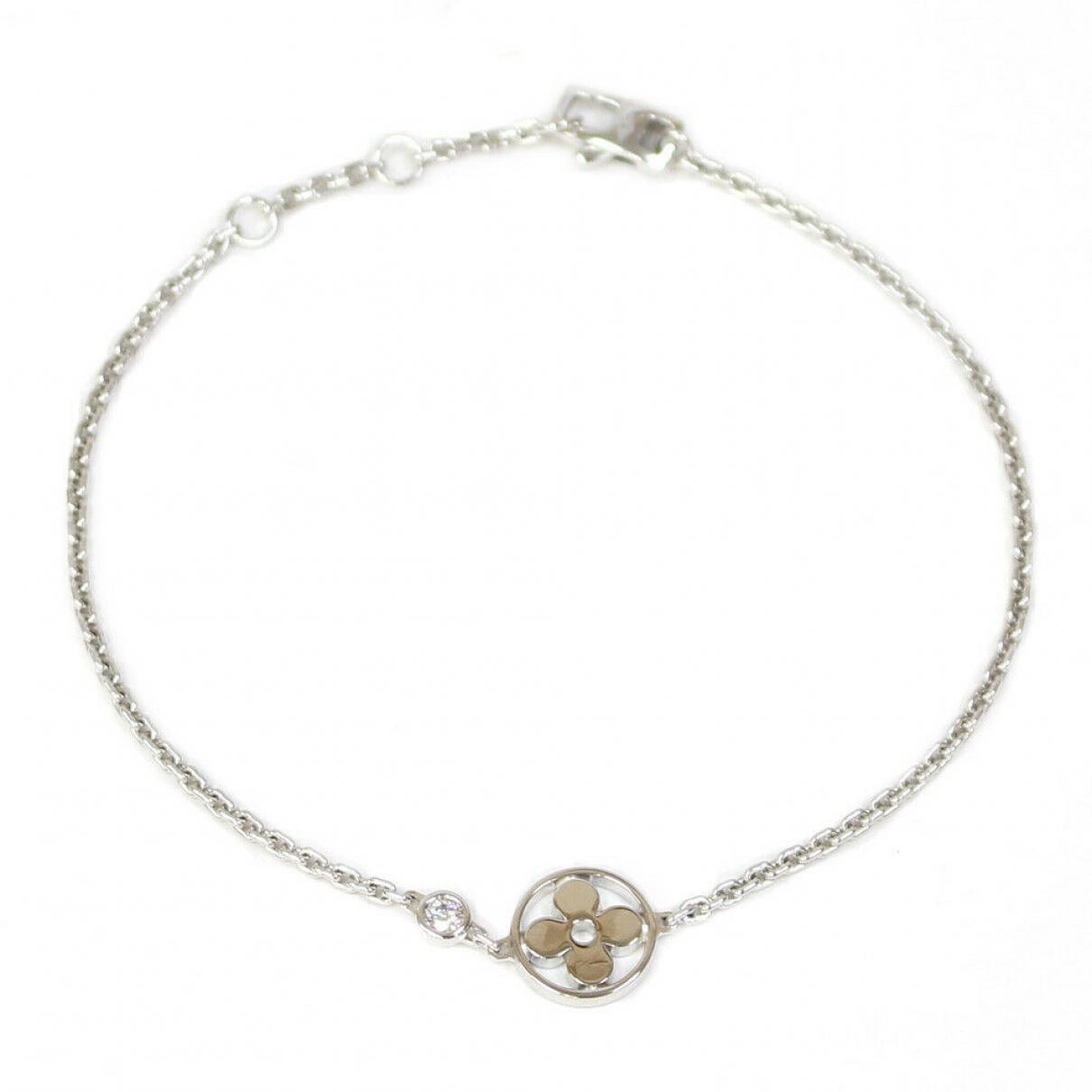 Louis Vuitton N White gold bracelet for Women N