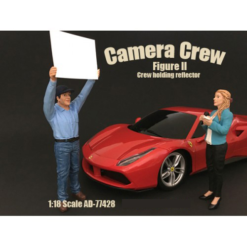 Camera Crew Figure II