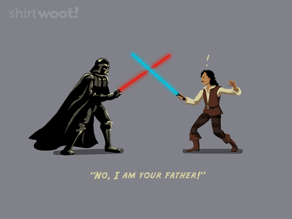 You Killed My Father T Shirt