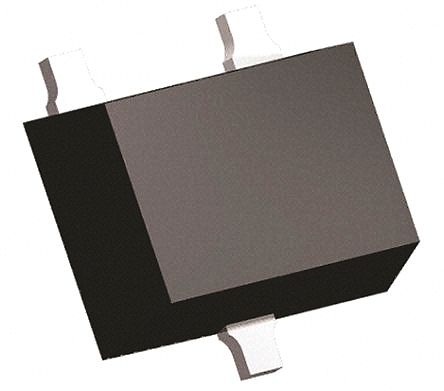 Vishay N-Channel MOSFET, 200 mA, 20 V, 3-Pin SOT-416  SI1032X-T1-GE3 (20)