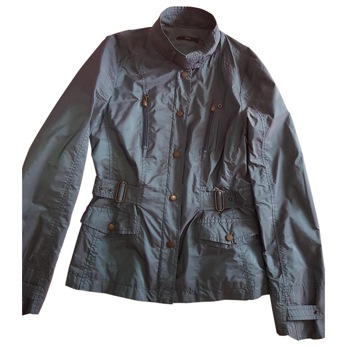 Boss \N Blue jacket for Women 38 FR