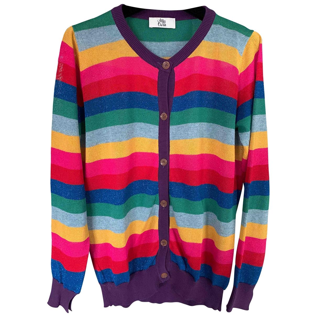 Attic And Barn - Pull   pour femme - multicolore