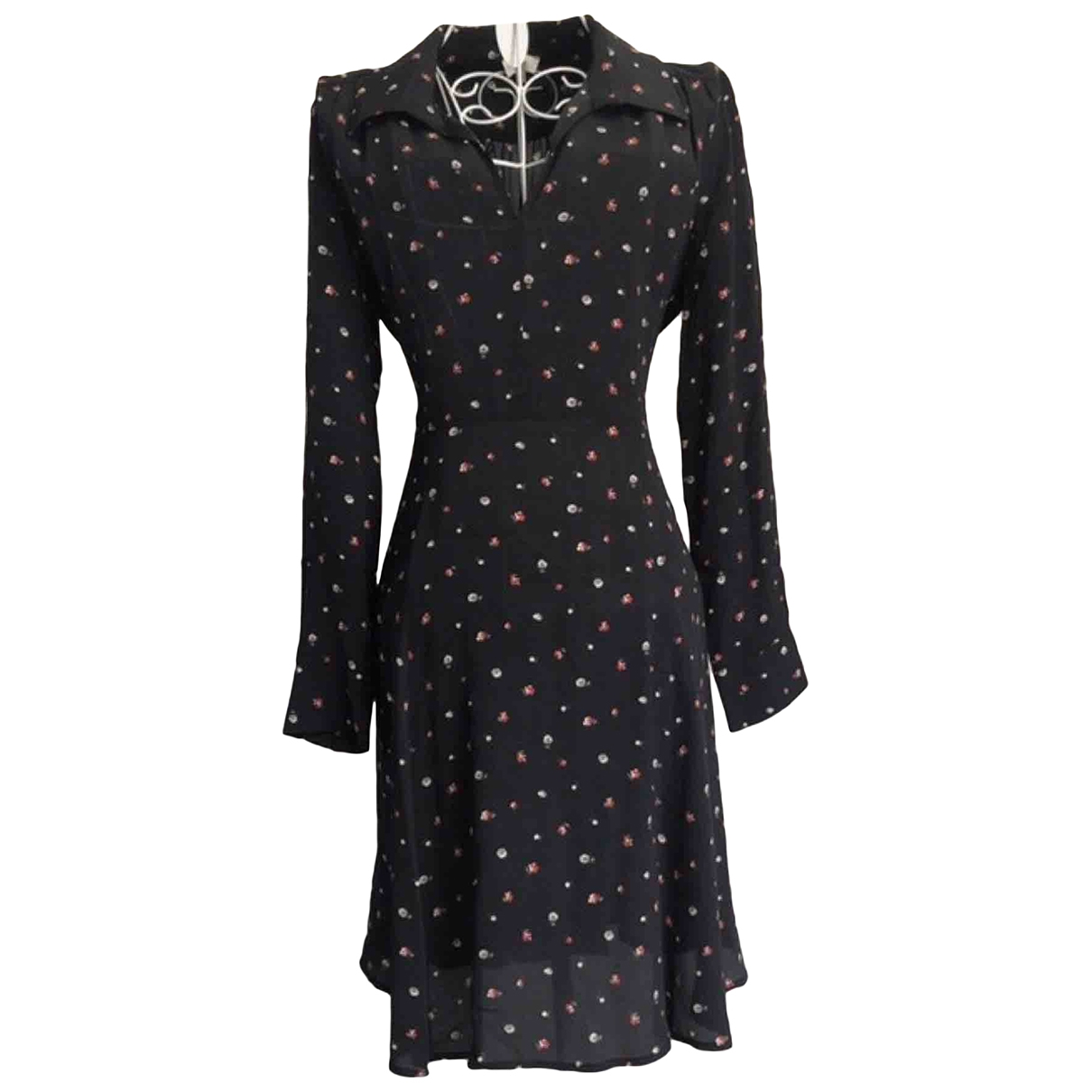 Pablo \N Black dress for Women 36 FR