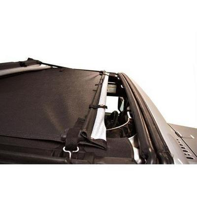 Bestop Safari Style Sun Bikini Top (Black Diamond) - 52404-35