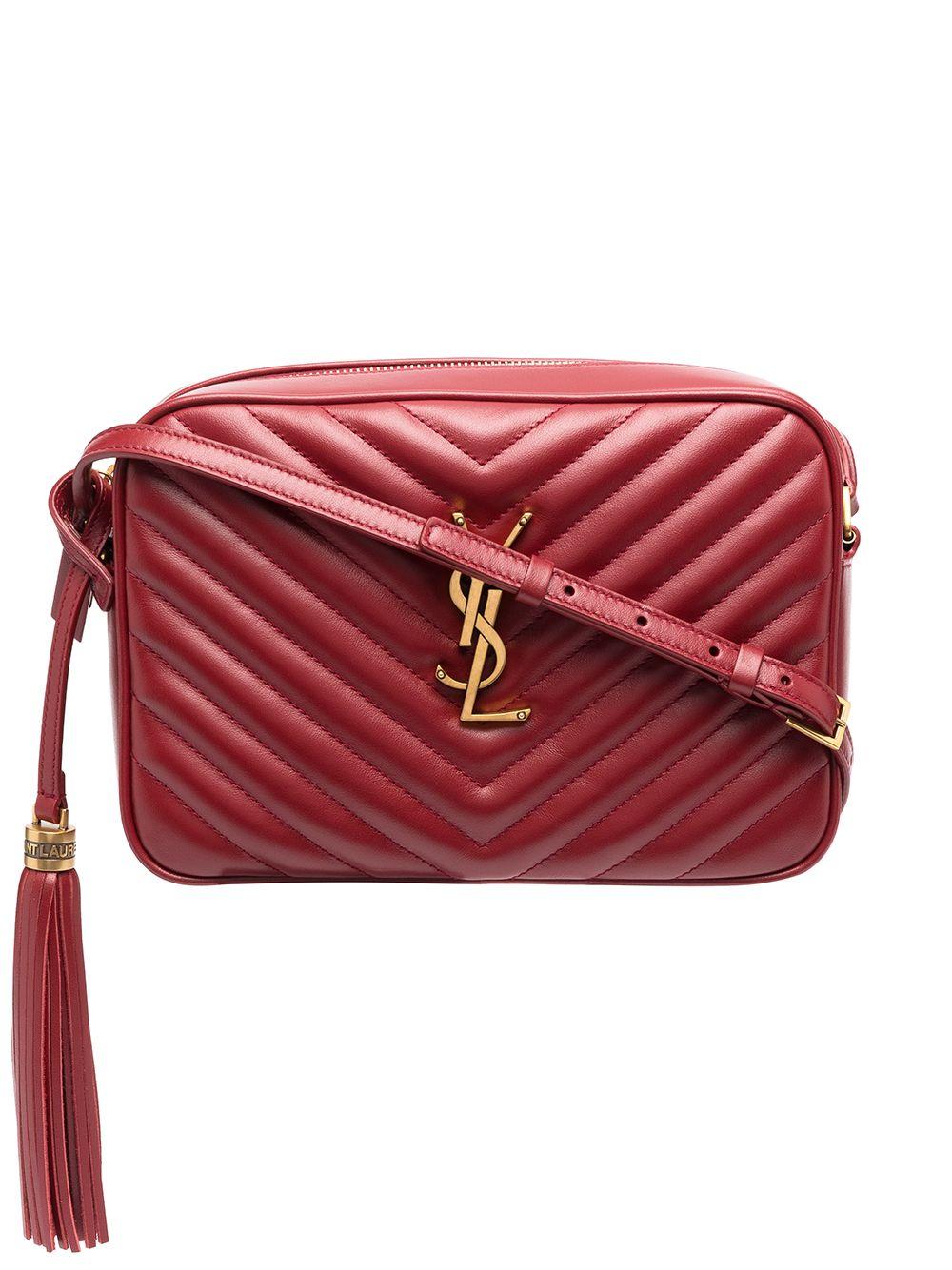 Monogram Lou Leather Camera Bag