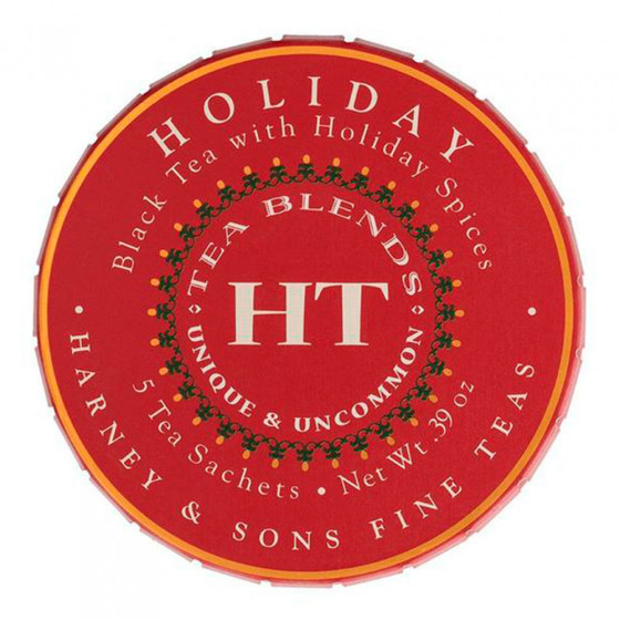 "Tee Harney & Sons ""Holiday Tea"", 5 Stk."