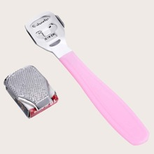 1pc Stainless Steel Pedicure Tool & 1pc Blade