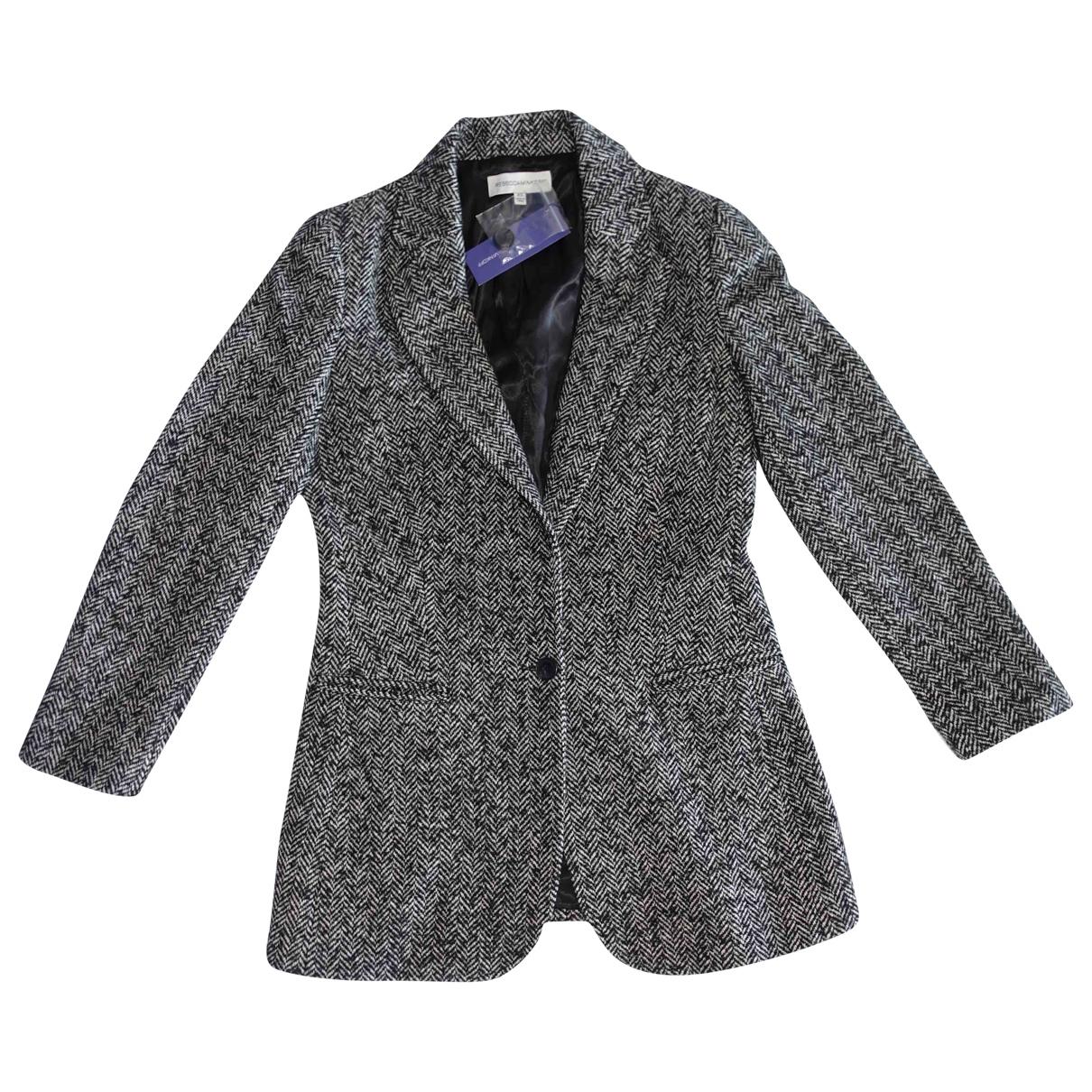 Rebecca Minkoff \N Grey Wool jacket for Women XS International