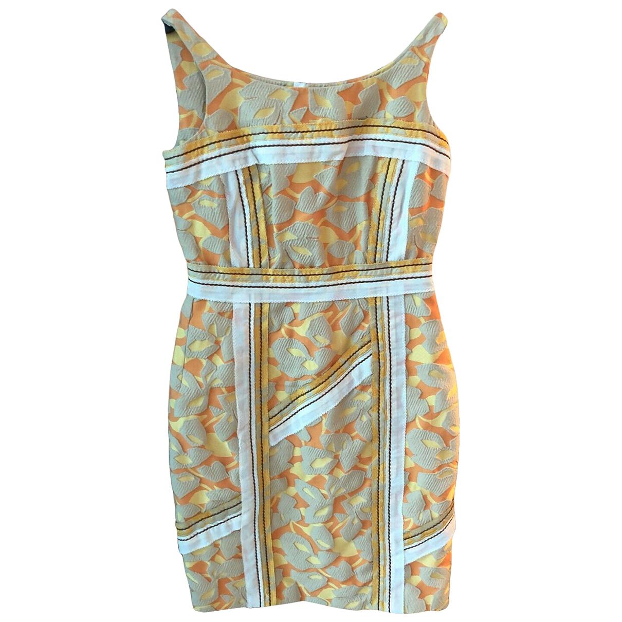 Prada \N Multicolour Cotton dress for Women 42 IT