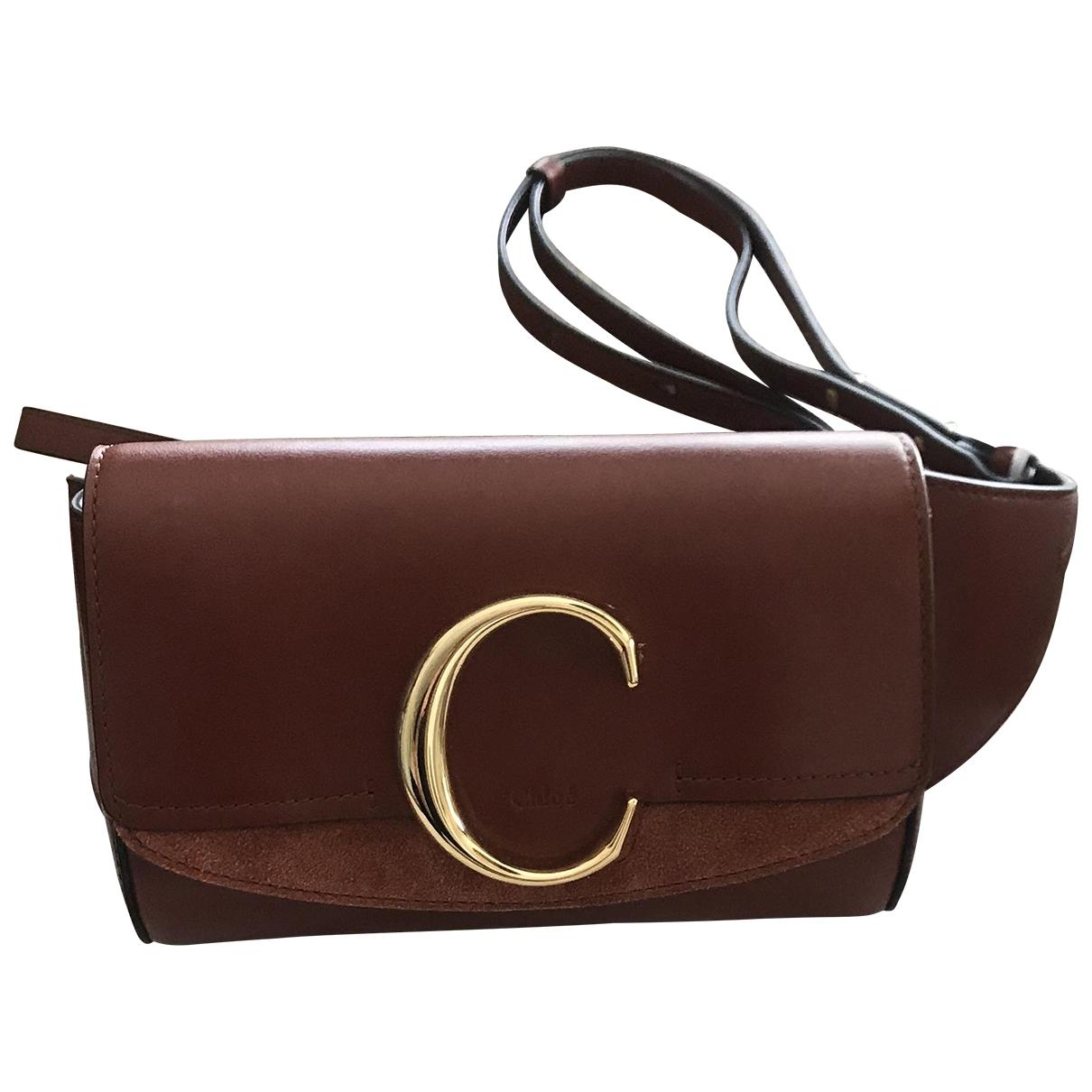 Pochette C Belt Bag de Cuero Chloe