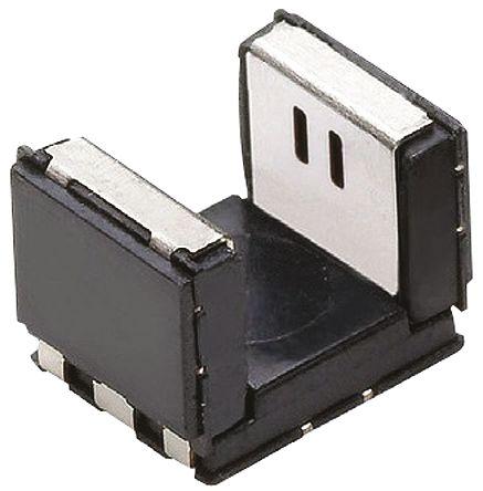 Vishay TCUT1350X01 , Surface Mount Slotted Optical Switch, Phototransistor Output (10)