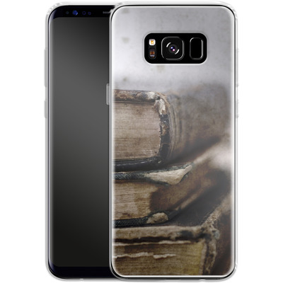Samsung Galaxy S8 Silikon Handyhuelle - Ordnung Ist Das Halbe Wohnen von Marie-Luise Schmidt