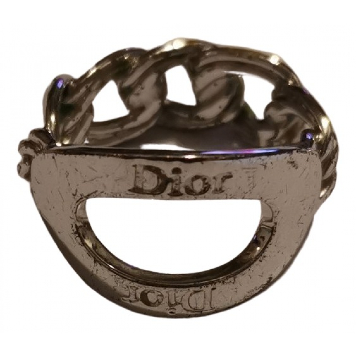 Dior \N Silver Metal ring for Women 6 US