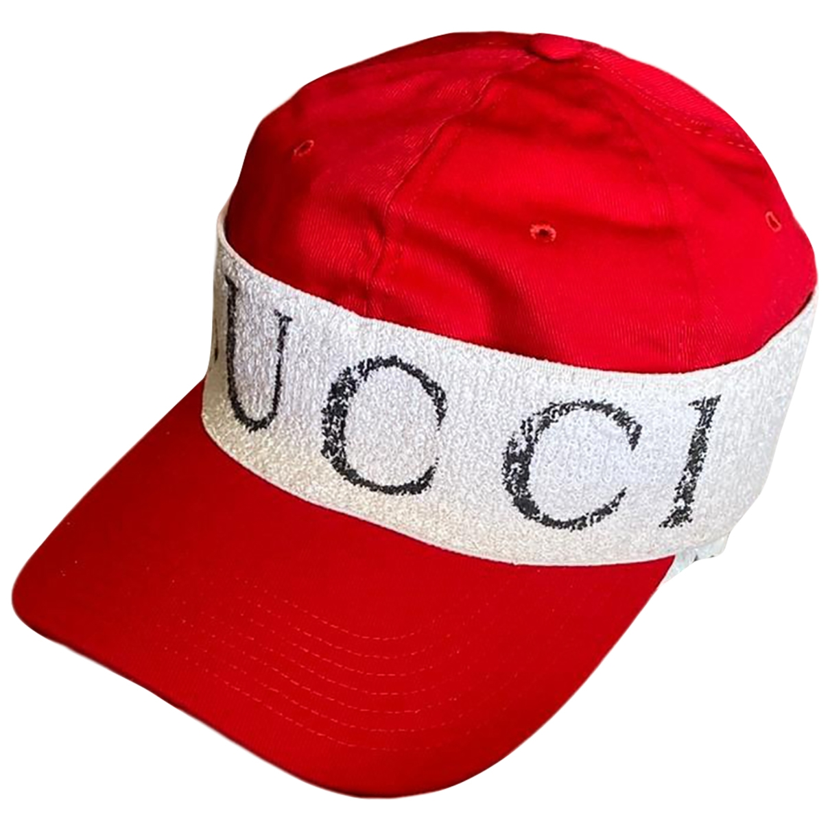 Gucci \N Red Cloth hat & pull on hat for Men M International
