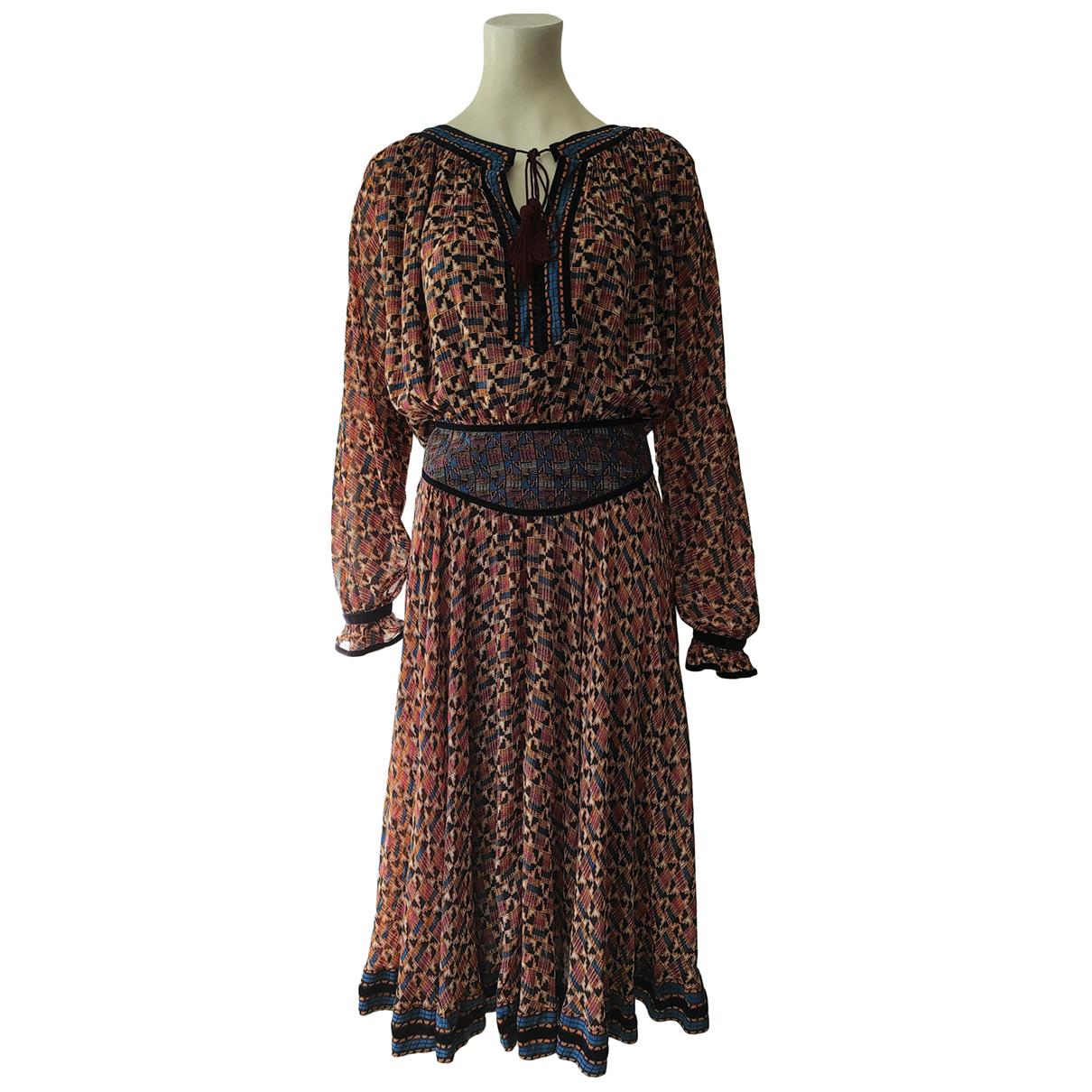 Talitha \N Kleid in Seide