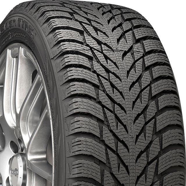 Nokian Tire T430589 Hakkapeliitta R3 Tire 185/65 R15 88R SL BSW