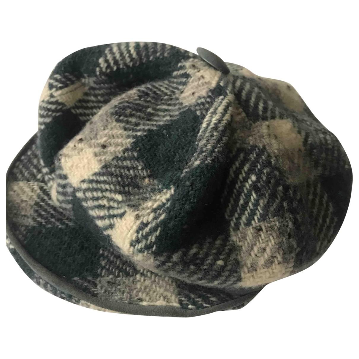 - Chapeau   pour femme en laine - multicolore