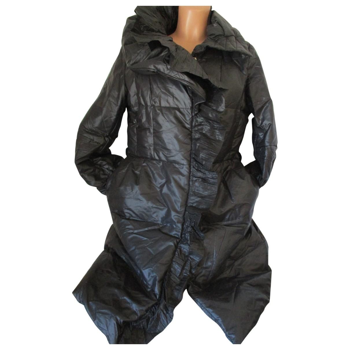Ermanno Scervino \N Black jacket for Women 46 IT