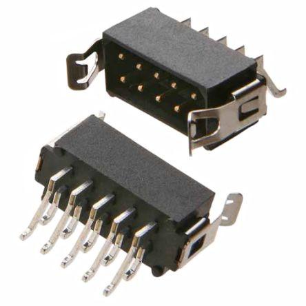 HARWIN , Datamate L-Tek, 6 Way, 2 Row, Horizontal PCB Header (26)