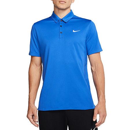 Nike Big and Tall Mens Short Sleeve Polo Shirt, 3x-large , Blue